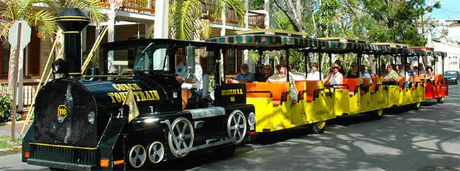 conch train