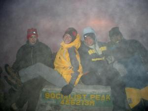 Mt. Meru 1