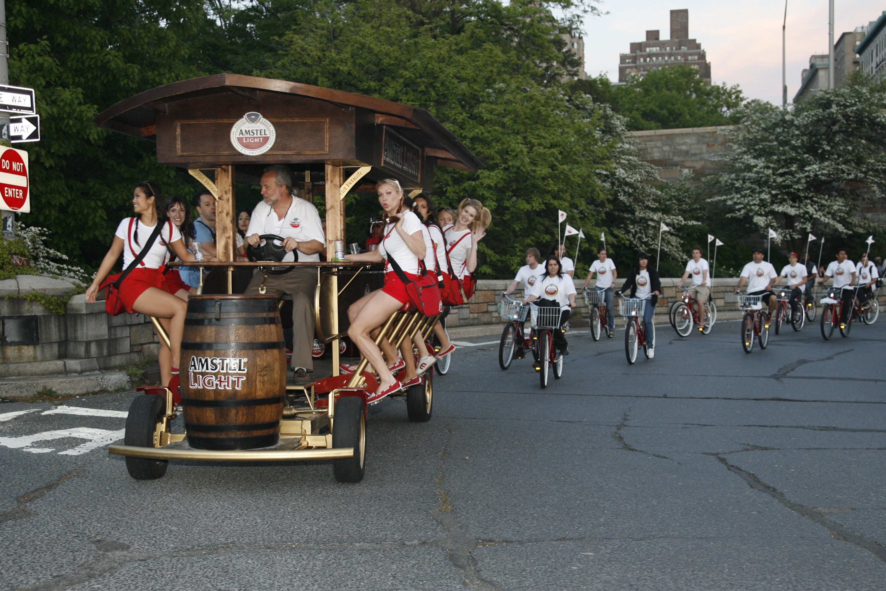 Where Can You Visit A Sex Museum And Ride A Beer Bicycle